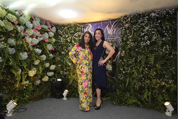 [Bichna Beauty Clinic]                                           NSƯT Kim Xuân và con dâu rạng rỡ tại sự kiện làm đẹp                                     4746