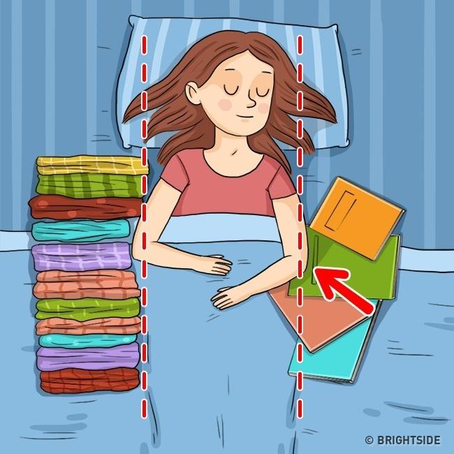 [Tư thế]                                           Tư thế ngủ giúp bạn trẻ mãi không già                                     4670